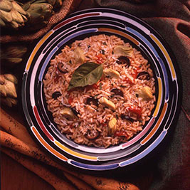 Antipasto Rice